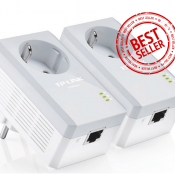 TP-Link TL-PA4010PKIT Powerline Test